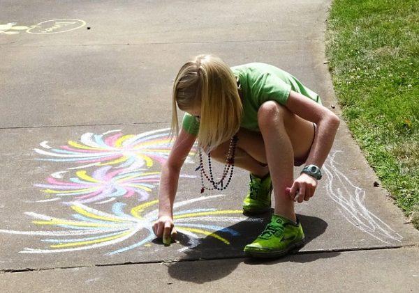 Chalk the Walks