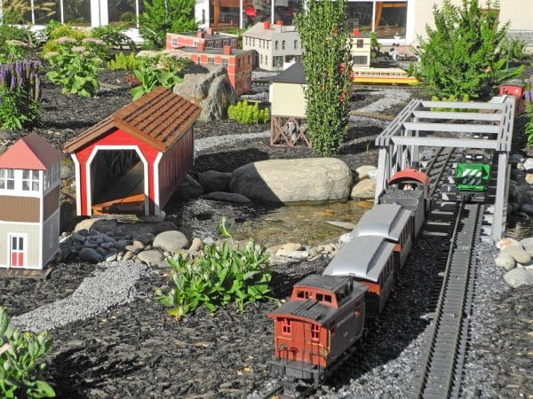 2018 Garden Railways Tour
