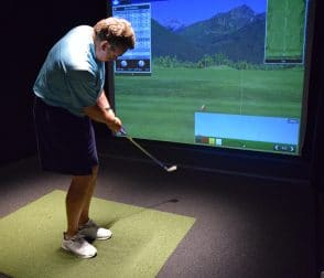 Full Swing Simulator Golf League
