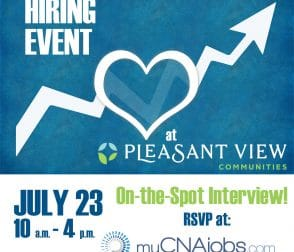 Summertime</br>Hiring Event