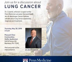 Lung Cancer Presentation – Penn Medicine