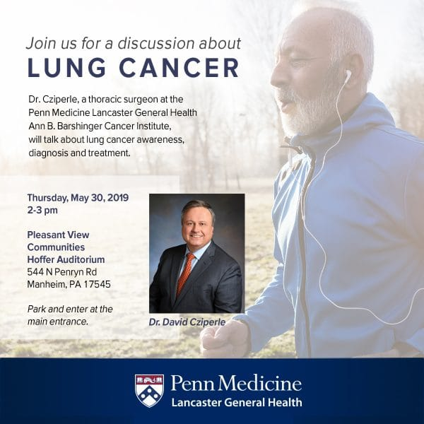 Lung Cancer Presentation – Penn Medicine