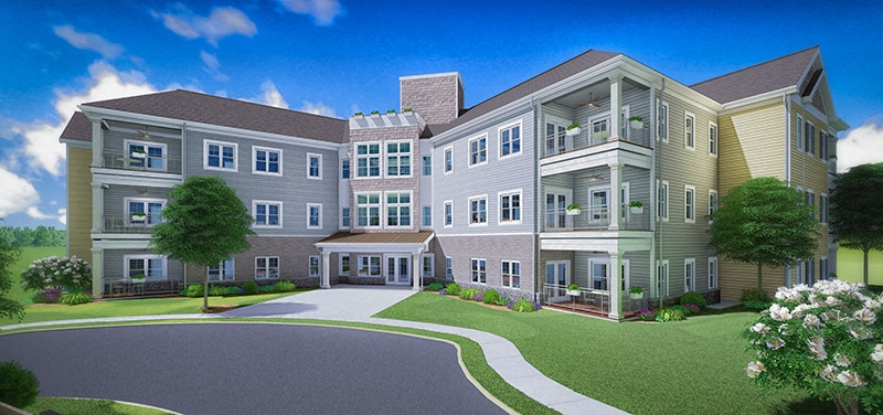 west lawn hybrid apartments