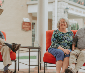 Nursing Home or Retirement Community?