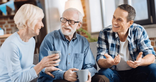 Starting the Retirement Community Conversation with Your Parent or Loved One