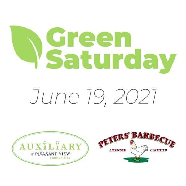 Green Saturday 2021